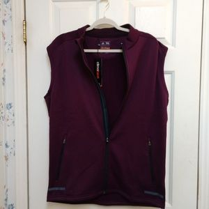 NWT Adidas ClimaHeat Vest